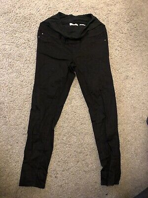 New Look Over The Bump Maternity Jeggings Jeans Size 12