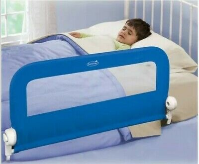 Summer Infant Grow With Me Single Bed Rail (Blue)
