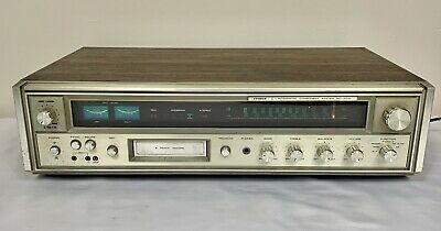 Fisher MC-3010 Stereo Receiver AM/FM W/8-Track Player