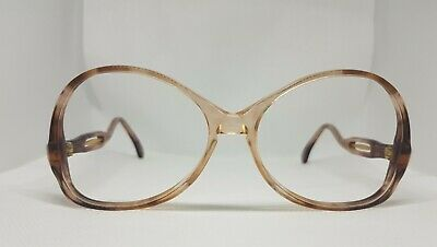 Vintage Bausch and Lomb Eyeglasses AMENITY 135 - 56mm - Very Rare