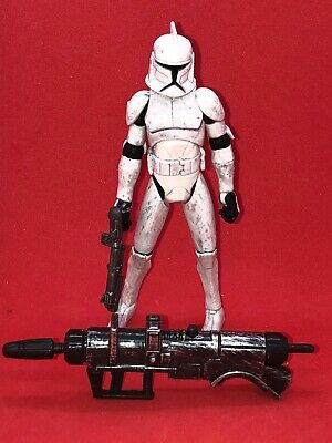 Star Wars The Clone Wars No.5 Clone Trooper Loose Complete