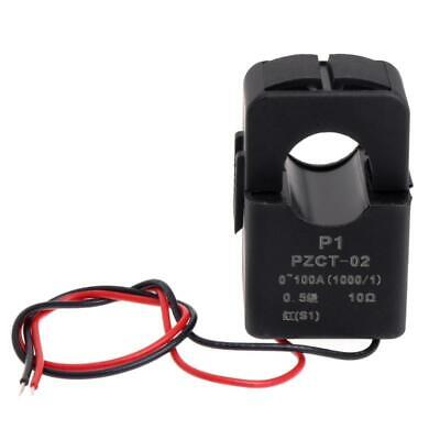 PrecisionAC Current Transformer Coil PZCT-2 100A/100mA For AC Voltmeter Ammeter.