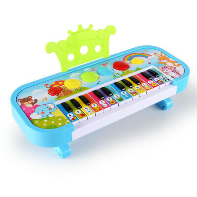 Electronic Piano Educational Toys Children 24 Music Keyboard For Baby Kids Gift