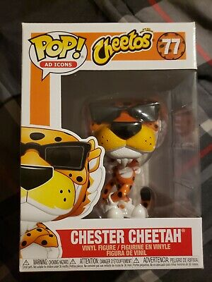 Funko Pop! Ad Icons Cheetos Chester Cheetah Vinyl Pop 77