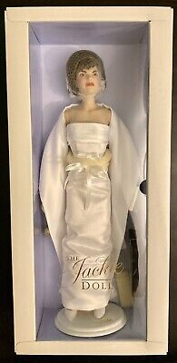 "Franklin Mint  ""The Jackie Doll""  Jacqueline Kennedy"