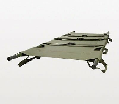 N.A.R. Folding Military Combat Mass Casuality Rescue Stretcher  60-0023 Oversize