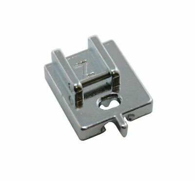 """Janome """"Z"""" Invisible / Concealed Zipper Foot Snap-On 7Mm Low Shank Machines"""