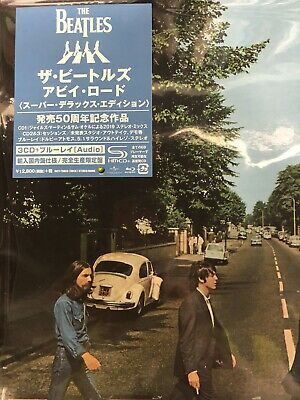 The Beatles: Abbey Road(Anniversary / 2019 Deluxe / Japan Vers {Cd}