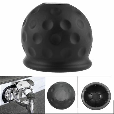 50mm Rubber Car Hitch Cover Tow Bar Ball Case Towball Protect Caravan Trailer