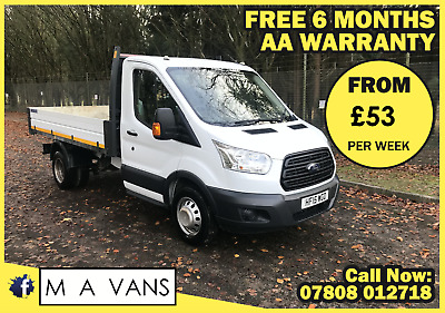 Ford Transit Tipper *WARRANTY* *FINANCE* *DELIVERY*