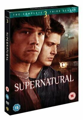 Supernatural - The Complete Third Season [DVD], , Very Good, DVD
