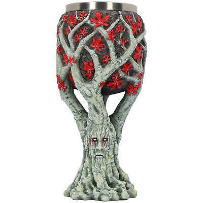 Game Of Thrones Weirwood Tree Goblet - Official Merchandise RRP £49.99