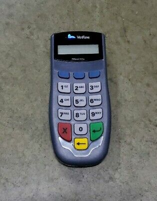 Verifone PinPad 1000SE Credit Card Payment Terminal - cord not included