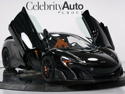 """2016 675LT Coupe """"Only 2K Miles"""" 2016 MCLAREN 675LT COUPE """"ONLY 2K MILES"""""""