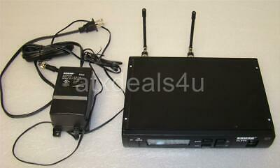 SHURE ULXS4 662-698 MHz-M1 Incorporated Wireless Receiver