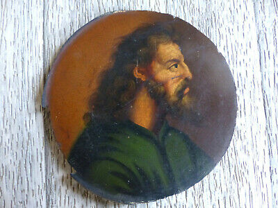 SUPERB ANTIQUE 18th / 19th CENTURY or EARLIER MINIATURE PORTRAIT