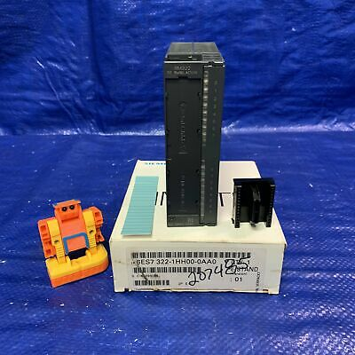 Siemens 6ES7 322-1HH00-0AA0 Simatic Relay Output Module SM322