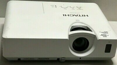 HITACHI CP-EX250N HDMI PROJECTOR USED 2669h LAMP HOURS   REF:1699