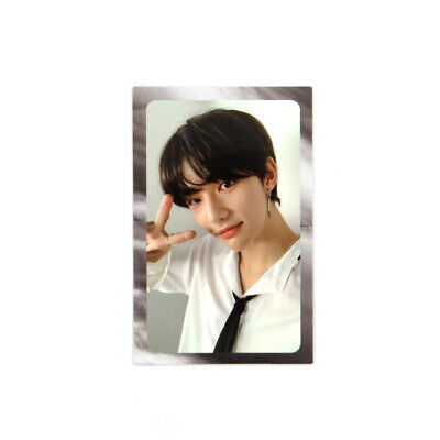 [STRAY KIDS] Album-Clé : LEVANTER Official Photocard / Grey Border - Hyunjin