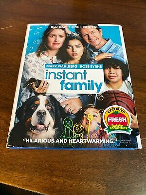 Instant Family [Blu-ray And Dvd] (No Digital)