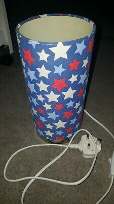 Childrens Star Lamp Excellent Condition