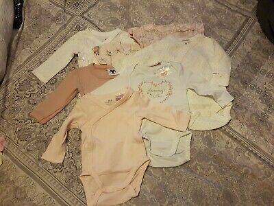 50cm/Tiny Baby/Newborn/0-1 Months Bundle, H&m, Newbie, Hust And Claire..