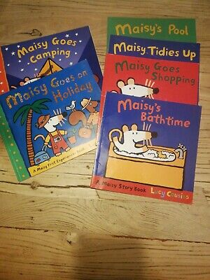Maisy Mouse Book Bundle / Collection X6