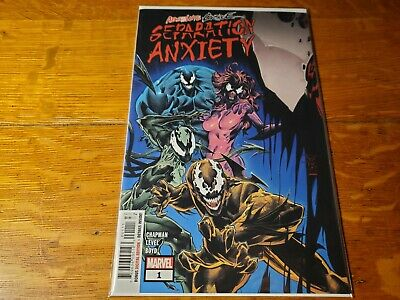 Absolute Carnage #1 SEPARATION ANXIETY Marvel Comics NM 2019