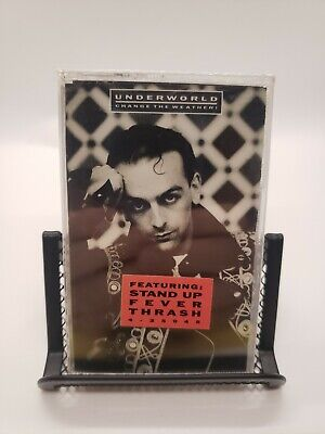 Change the Weather by Underworld (Cassette, Sep-1989, Sire)
