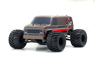 Kyosho 1:10-scale Ready-to-Run 4WD RC Mad Van - 34412T1