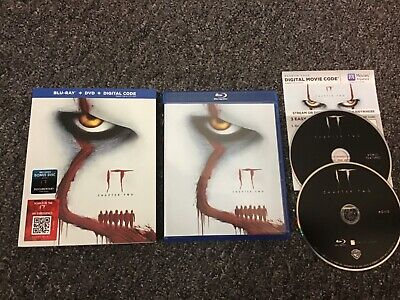 It Chapter Two Blu Ray / Digital