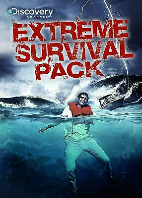 Extreme Survival Pack [DVD] New!
