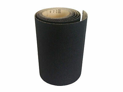"""8"""" x 5 Meters Silicon Carbide Heavy Duty Paper Rolls 60 Grit"""