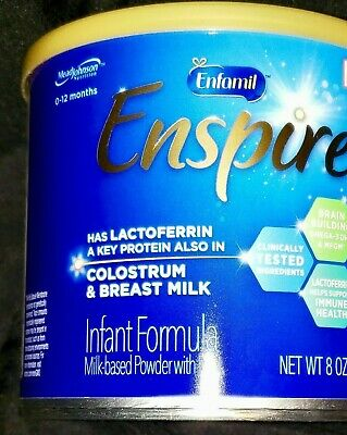 ENFAMIL ENSPIRE Infant Formula Powder with Iron *8oz