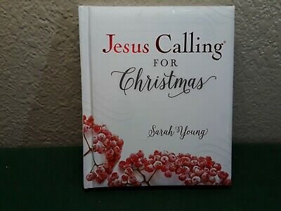 Jesus Calling for Christmas by Sarah Young, 2018