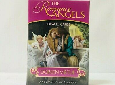 Romance Angels Oracle Cards by Doreen Virtue Extremely Rare OOP Tarot Deck