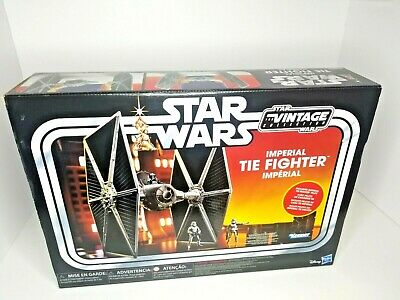 Star Wars New The Vintage Collection Imperial Tie fighter with pilot Brand New