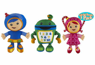 Gifts Lot of 10 Team Umizoomi Geo Charm Necklaces Birthday Party Favor Pack