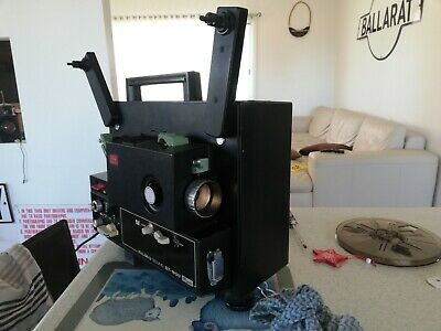 Elmo Sound ST800 Super 8 Film Projector.