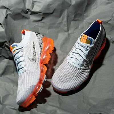 Nike Men's Air Vapormax Flyknit 3 2019 AJ6900-001  Running Trainers Shoes 8.5 US