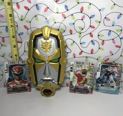 Power Rangers Megaforce DELUXE GOSEI MORPHER Bandai 2013 lights sounds #35000