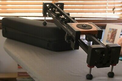 E-Image ES50  Double Slider with case and adjustable feet