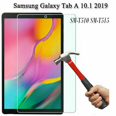 """Real Tempered Glass Screen Protector For Samsung Galaxy Tab A 10.1"""" 2019 T515"""