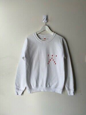 Kanye West Original Merch No More Parties In LA Authentic White Small
