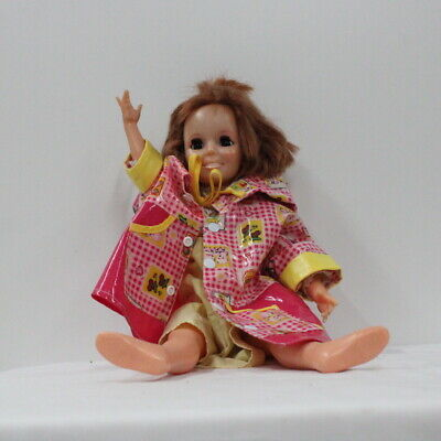 """1968 Ideal Toy Company Doll 18"""" Crissy GH-17-H329 with Original Clothes #116"""