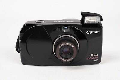 Canon Prima zoom 70F- Canon zoon lens 35-70mm point and shoot camera