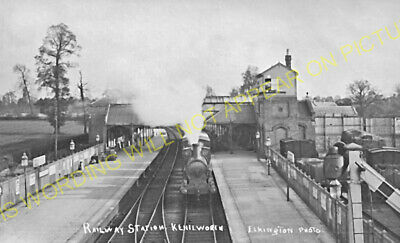 Kenilworth Railway Station Photo. Warwick - Coventry. London & North Western (10