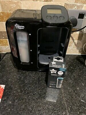 Tommee Tippee perfect prep day and night machine With New Filter.