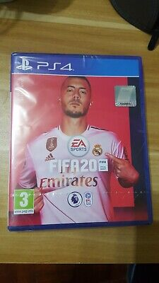 Fifa 20 PS4 Brand New Sealed