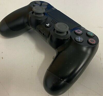 Sony PS4 Playstation Offical DualShock 4 Controller V2 - Black - Preowned